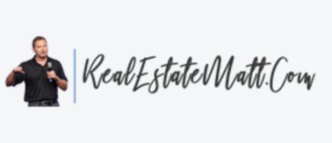 Real Estate Matt Coupon Code