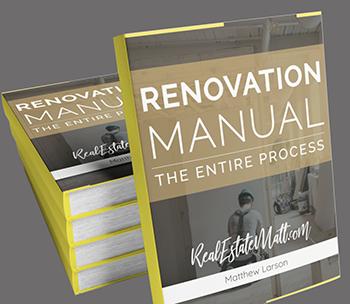 Renovation Manual Bundle
