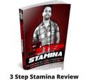 3 Step Stamina Coupon Code
