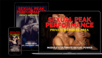 Sexual Peak Performance Coupon Code